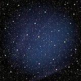 Cielo della stella illustrazione vettoriale