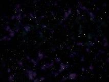 Cielo della stella Immagini Stock