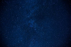 Cielo 2 della stella Immagini Stock Libere da Diritti