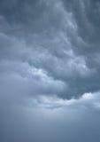 Cielo della tempesta immagine stock