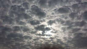 Cielo di Alanya Fotografia Stock