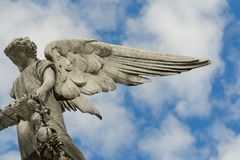 Cielo di angelo Fotografie Stock