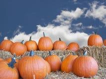 Cielo di autunno Fotografia Stock Libera da Diritti