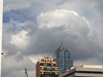 Cielo di Bangkok immagini stock
