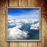 Cielo di Bule Immagini Stock