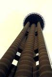 Cielo di Dallas Texas della torre della Riunione fotografia stock
