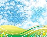 Cielo di estate