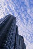 Cielo di Tokyo Immagini Stock