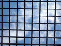 Cielo e barre Fotografia Stock Libera da Diritti