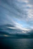 Cielo e mare Fotografia Stock Libera da Diritti