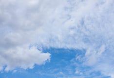 Cielo e nube Immagine Stock Libera da Diritti