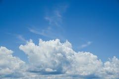 Cielo e nube Immagini Stock Libere da Diritti