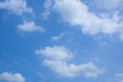 Cielo e nube Immagine Stock