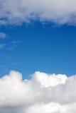 Cielo e nubi Immagine Stock Libera da Diritti