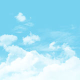 Cielo e nuvoloso immagini stock libere da diritti