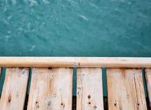Cielo e scrittorio del mare Fotografia Stock Libera da Diritti