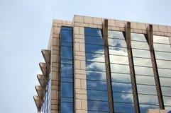 Cielo en la torre Fotografía de archivo libre de regalías