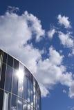 Cielo en ventanas Fotos de archivo libres de regalías