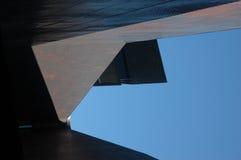 Cielo enmarcado Fotografía de archivo libre de regalías