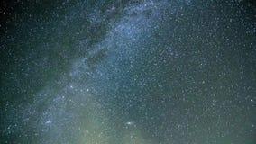Cielo estrellado, la vía láctea