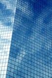 Cielo in finestre Fotografie Stock Libere da Diritti