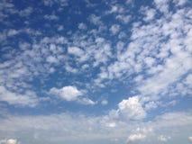 Cielo, fondo del cielo Fotografie Stock Libere da Diritti