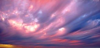 Cielo grande Fotografía de archivo libre de regalías