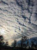 Cielo grande de Tejas Fotos de archivo libres de regalías