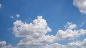 cielo hermoso con la nube Foto de archivo libre de regalías
