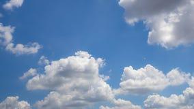 cielo hermoso con la nube Fotografía de archivo