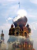 Cielo hindú Imagen de archivo libre de regalías
