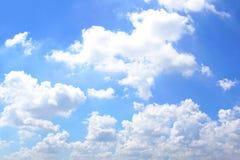 Cielo luminoso Fotografia Stock Libera da Diritti