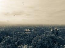 Cielo melancólico Imagen de archivo libre de regalías