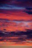 Cielo multicolore Immagini Stock Libere da Diritti