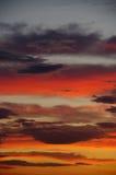 Cielo multicolore Immagine Stock Libera da Diritti