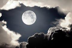Cielo nocturno Foto de archivo