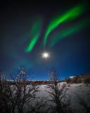 Cielo nocturno Fotografía de archivo
