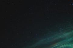 Cielo notturno Immagini Stock