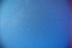 Cielo notturno e stelle Immagine Stock Libera da Diritti