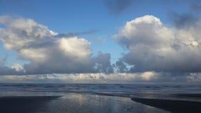 Cielo pacífico Imagen de archivo