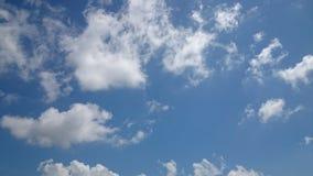 Cielo piacevole Fotografia Stock Libera da Diritti