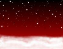 Cielo rojo libre illustration