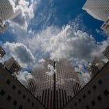 Cielo Scape de la ciudad