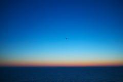 Cielo silencioso Imagen de archivo