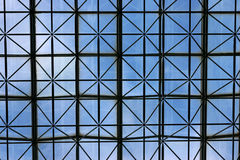 Cielo simmetrico Immagine Stock Libera da Diritti