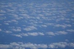 Cielo sobre Madeira stock de ilustración