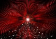 Cielo stellato Immagine Stock