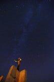 Cielo stellato 库存图片