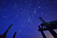 Cielo stellato Immagini Stock Libere da Diritti