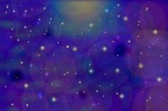 Cielo stellato Fotografia Stock
